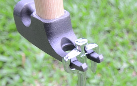 F3 Forged Camping Hammer